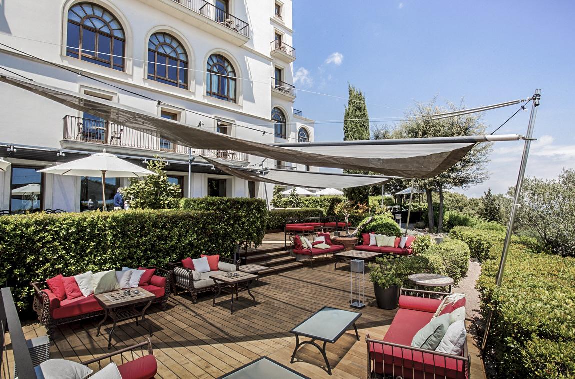 hotel florida barcelone. Black Bedroom Furniture Sets. Home Design Ideas
