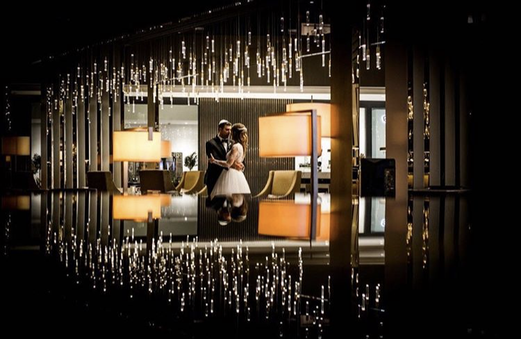 Kosher Wedding at Fairmont Rey Juan Carlos I