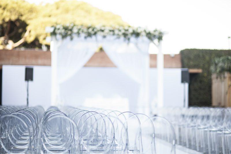 Kosher Wedding at Fairmont Rey Juan Carlos I